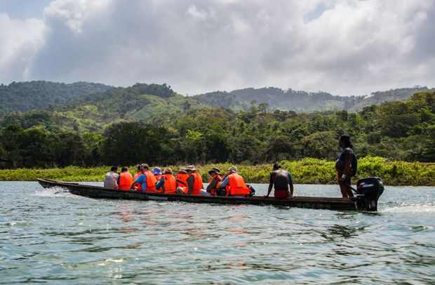 One of our traveler's reviews of their #CostaRica and #Panama #smallship #cruise
