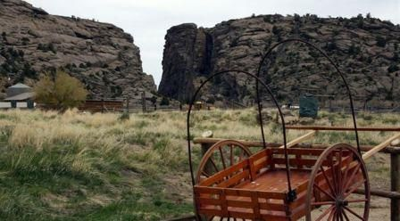 Mormon Handcart Historical Sites Alcova Wy Learn More At Central