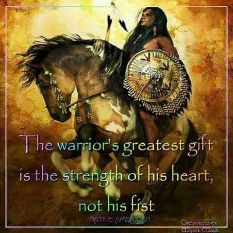 Native American quote                                                                                                                                                      More