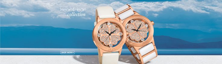 THE HEART4HEART WATCH COLLECTION