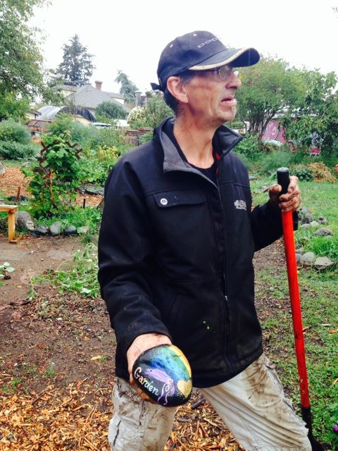 Meet Ed; caretaker of Spring Ridge