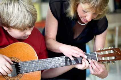 The best online guitar lessons will not be restricted to one style of instruction; they will include video, charts and the written word all put together in a way that makes the music easier to play and perform by a willing pupil.