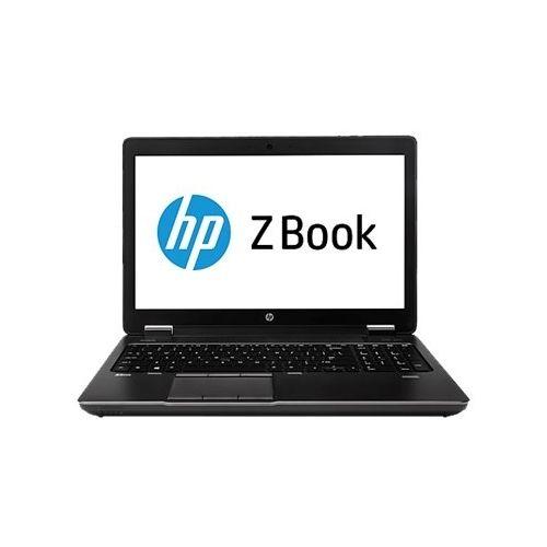 "HP - 15.6"" Refurbished HP ZBook Laptop - Intel Core i7 - 8GB Memory - 750GB Hard Drive - Black"