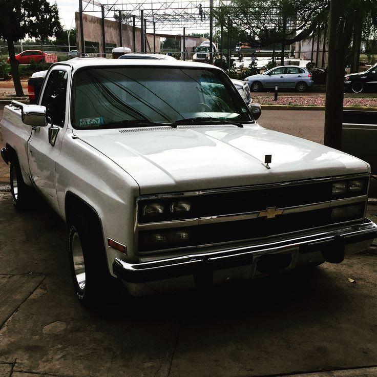 Chevrolet Cheyenne 91
