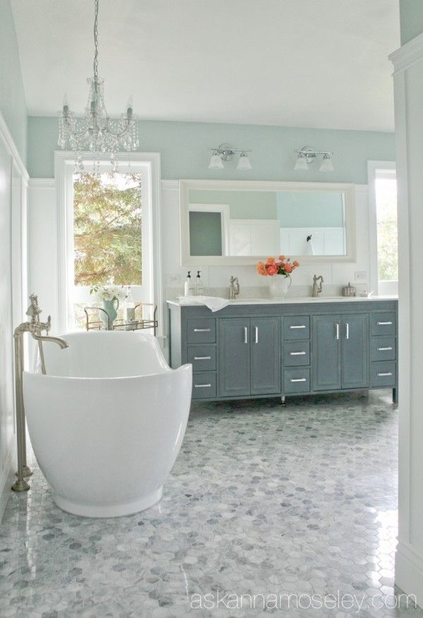 273 best Home: Bathrooms images on Pinterest | Bathrooms decor ...