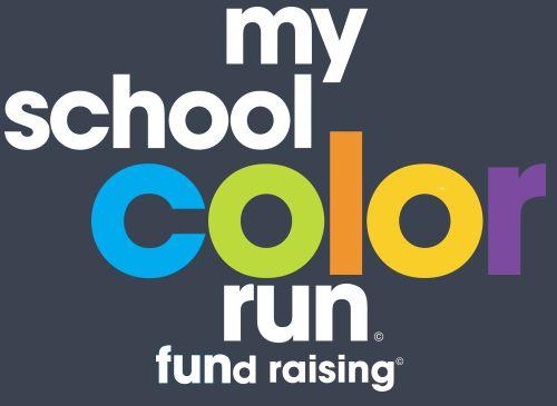 My School Color Run - My School Color Run: elementary school color run, planning help, colored powder