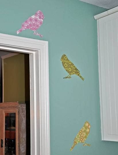 How To Make Wallpaper Decals Home Hacks
