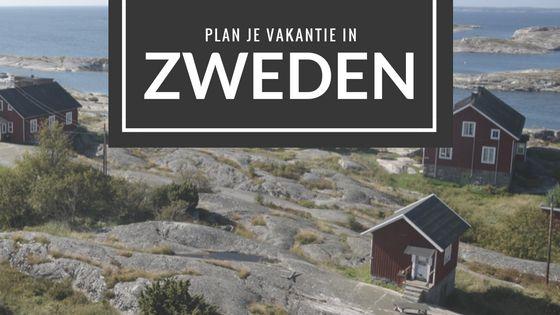 Zoek je een camping in Zweden? Ik zette de campings in Zweden waar wij zijn geweest alvast voor je op een rij.