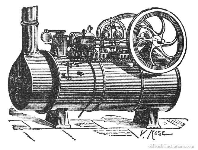 Steam Power Really Took Off With Improvements By James Watt In