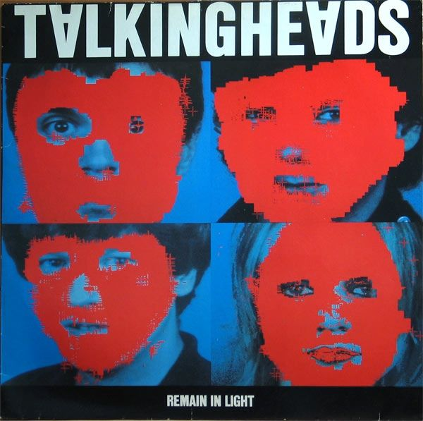 "Talking Heads ""Remain In Light"" 1980"