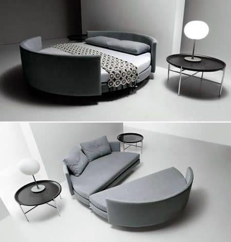 Lit canapé tendance - Scoop Sofa