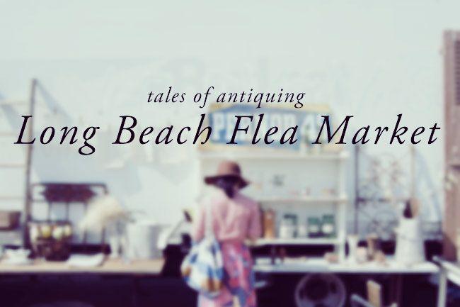 long beach antique flea market