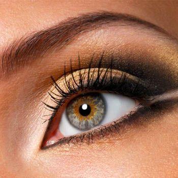 Trucuri de machiaj pentru ochi mai mari