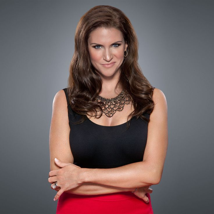 Stephanie McMahon stunning photoshoot WWE                                                                                                                                                                                 More