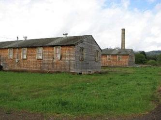 Camp Adair POW Hospital. Adair Village, OR | Oregon ...