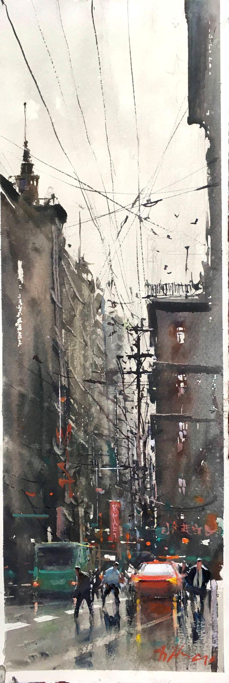 "Joseph Zbukvic, ""last Shanghai piece"""
