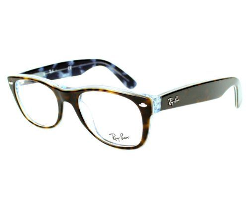 Ray Ban Unisex RX5184 Tortoise - Eyeglasses lenses 50 mm Ray-Ban http:/