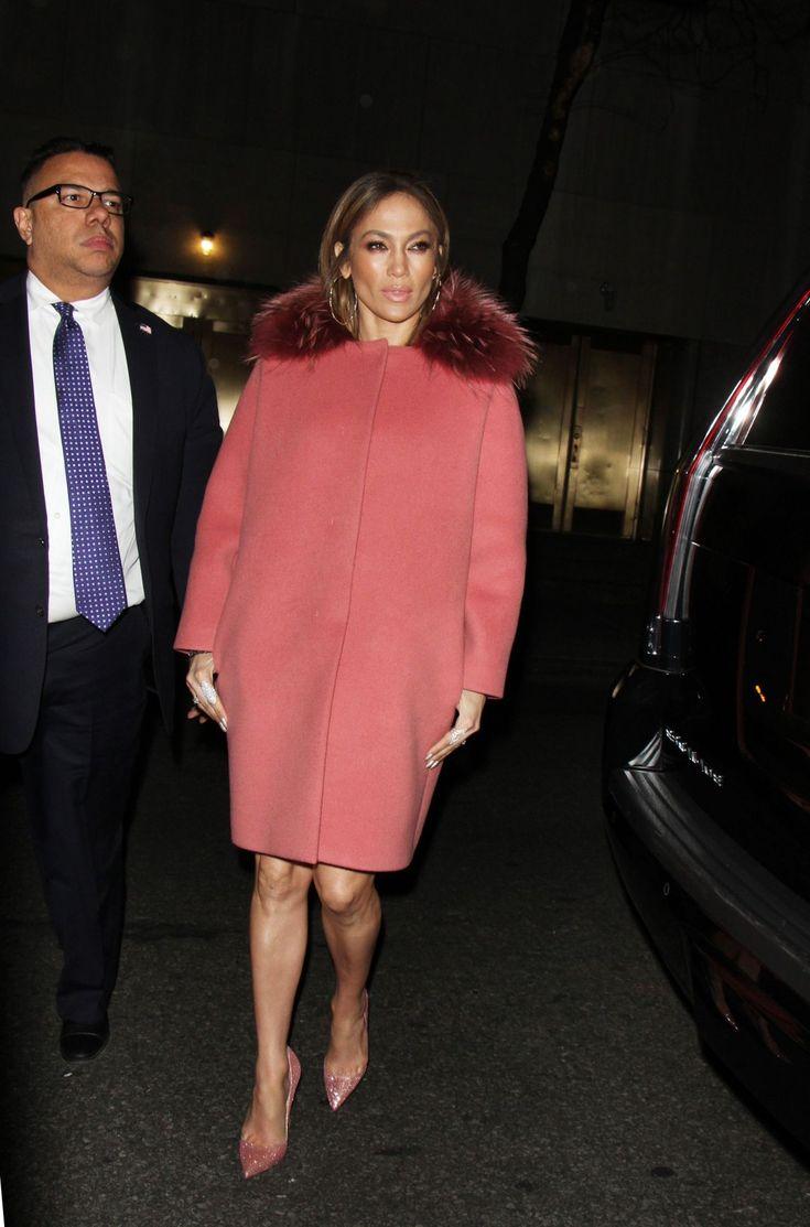 Jennifer Lopez #JenniferLopez at Late Night With Seth Meyers TV Show in NYC 02/03/2017 Celebstills J Jennifer Lopez