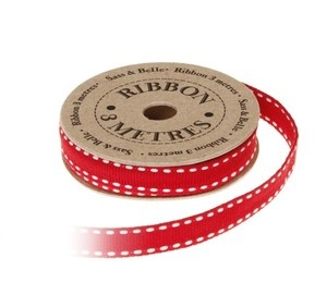 Variety of Quality Beautiful 3m Reel Ribbon by Sass & Belle. Craft. Sewing. New | eBay Red velvet ribbon.Visit our family business...The Ginger Sheep £3.69