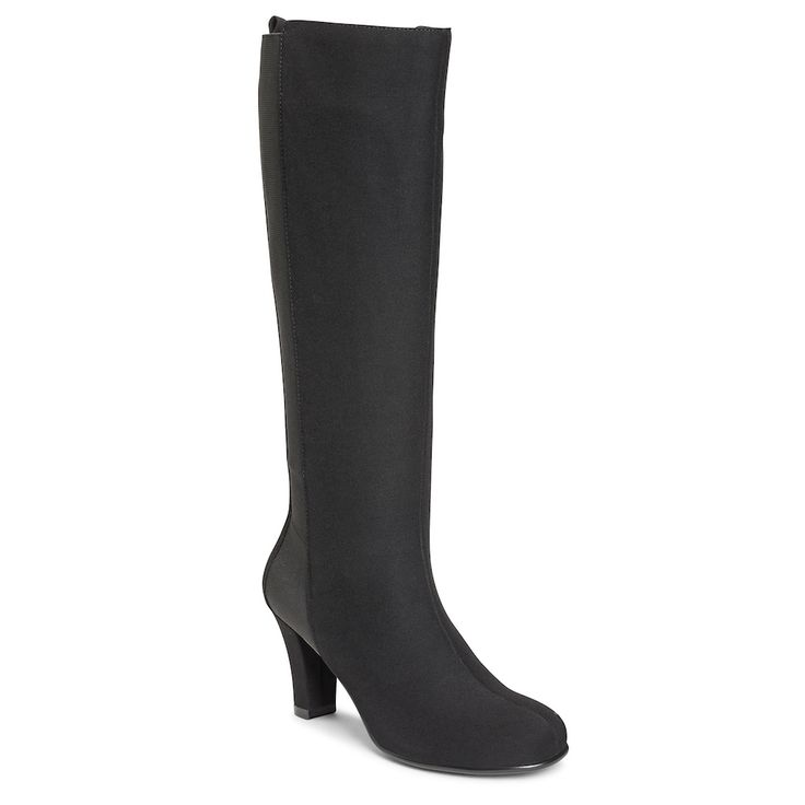 A2 by Aerosoles Quick Role Women's Knee High Boots, Size: medium (10.5), Grey Other