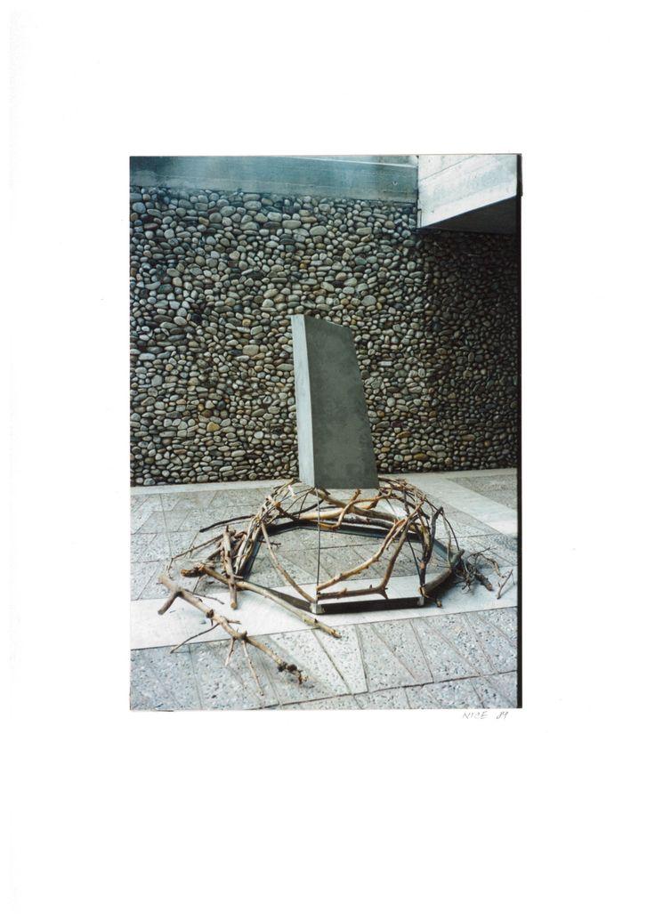 Jan Stolín, Installation, Nice, 1990
