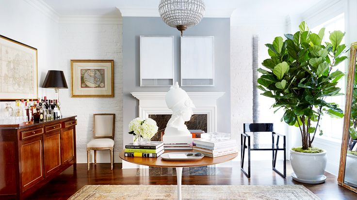9+of+the+Most+Beautiful+Blue+Rooms+We've+Ever+Seen+via+@MyDomaine