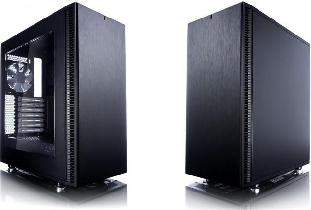 Fractal Design launches space-efficient Define C cases