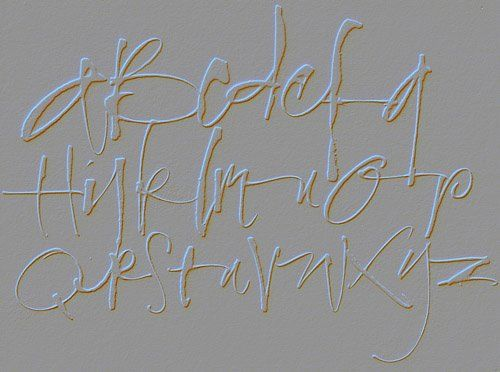 Julie Wildman calligraphy... stunning!!! (Google Search)