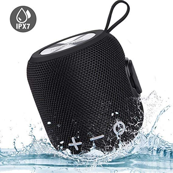 Outdoor Wireless TWS Bluetooth IPX7 Waterproof Speaker