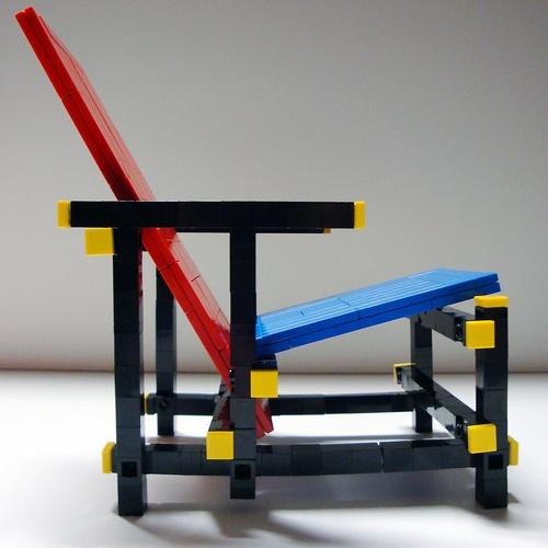 Via Home24 | Gerrit Rietveld Chair