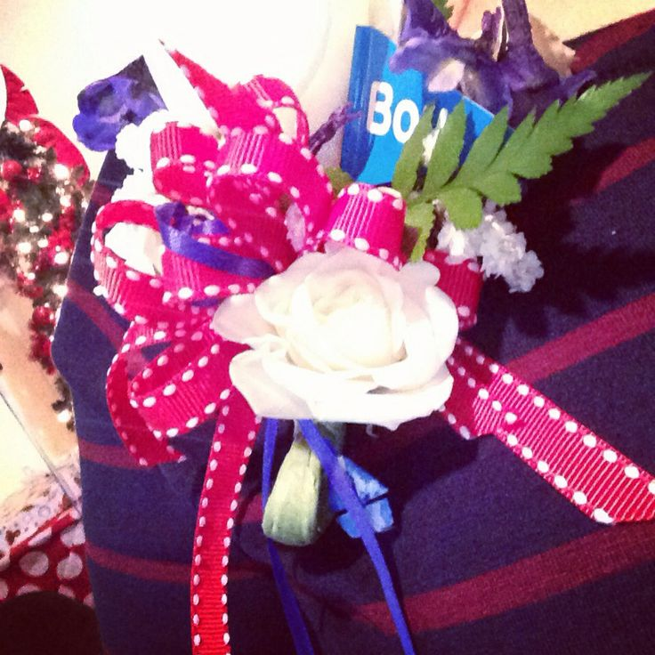 #babyshower #nautical #itsaboy #corsage #nauticalbabyshower #ahoyitsaboy  Had The Best Time