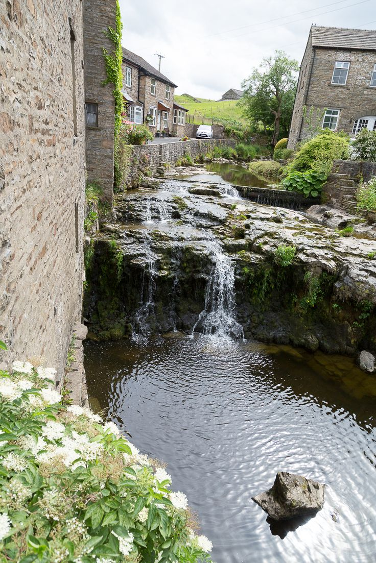 Muker in the Yorkshire Dales