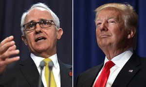 Q&A: what is the Australian refugee deal and why has it angered Trump?