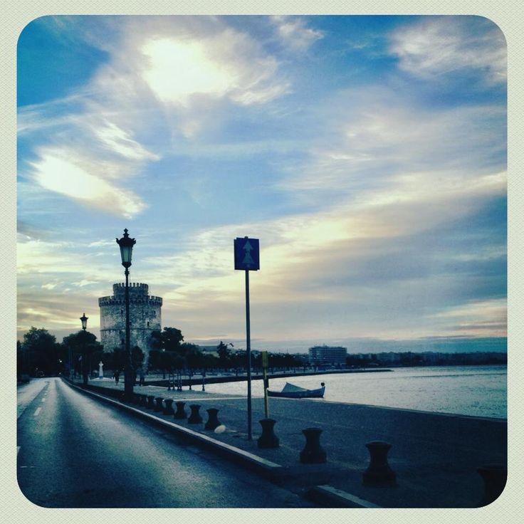 My Beautiful Thessaloniki ❤️