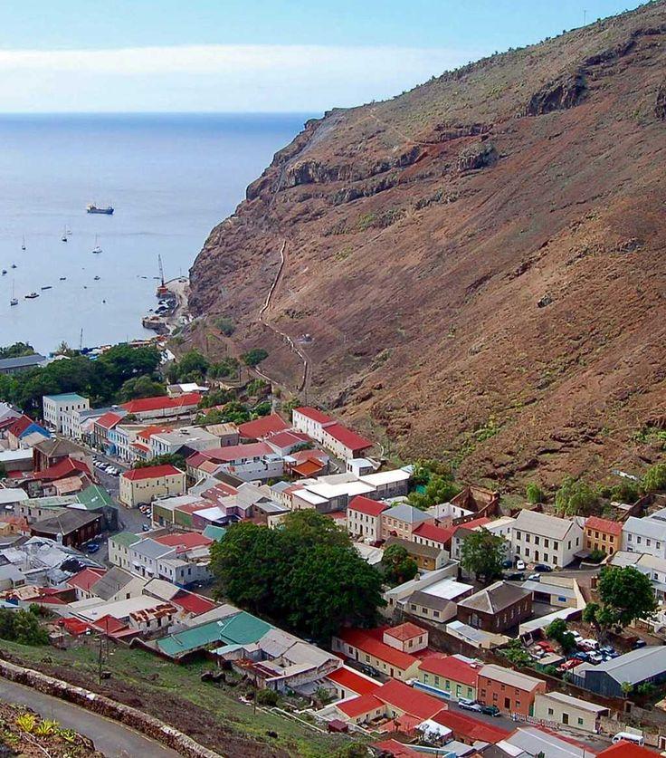 [Saint Helena Island Info:Jamestown]