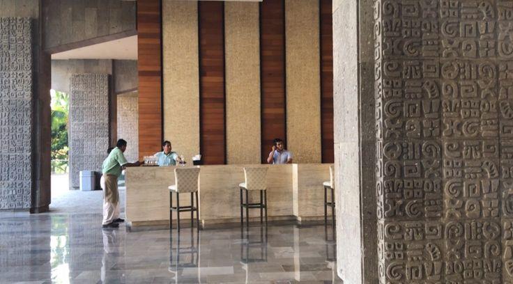 Conoce el Hotel Princess Mundo Imperial en Acapulco México. Acabados arquitectónicos. Diseño interior para hoteles. Revestimiento de paredes. Encuentra dónde comprar este diseño y Producto en Colombia.