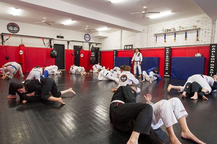 art of jiu jitsu gym