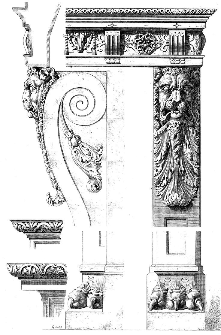Image Result For Simple Pillars Carving Drawing Ornament Drawing Architecture Drawing Vase Design