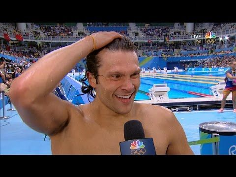 Cody Miller: 'So happy' dream comes true in first Olympics - IBOtube