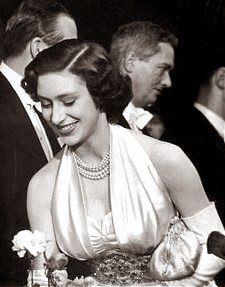 Princess Margaret - film premiere 1951