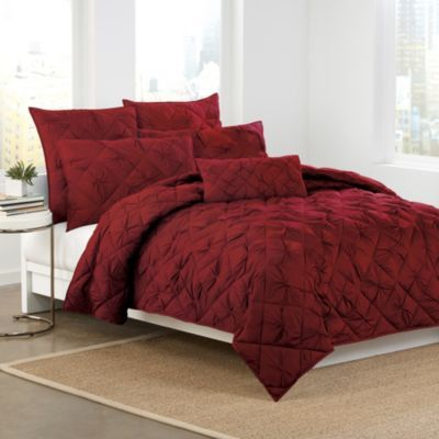 this luxurious bedding is sumptuously soft and features a diamond pattern that adds a stately grace to any