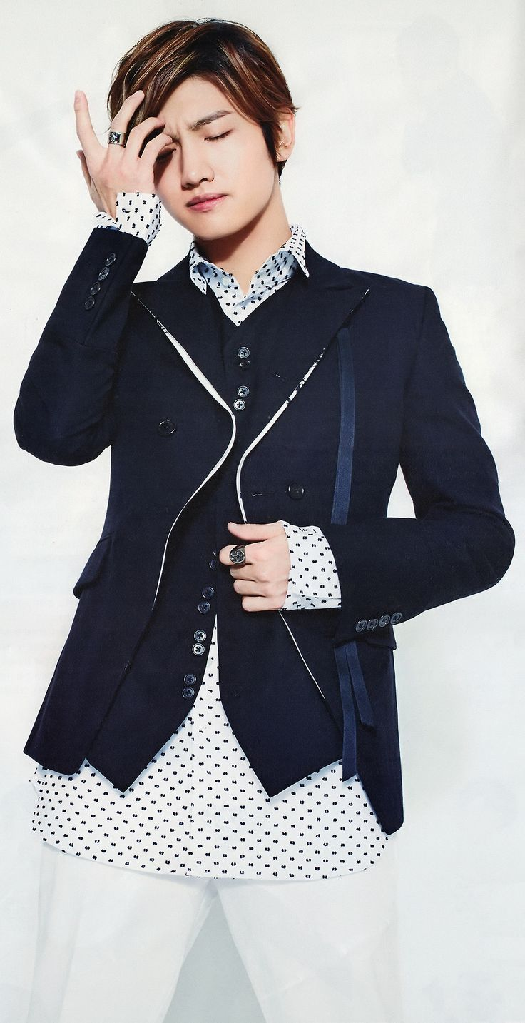 Changmin - @ Star1 Magazine March Issue '14