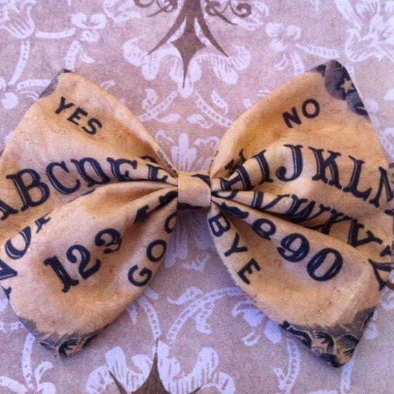 Ouija board bow