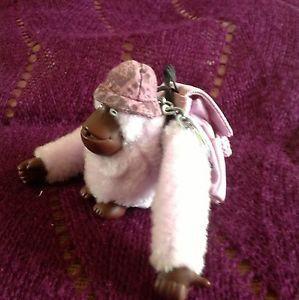 Rare Kipling monkey keyring with Mini Rucksack