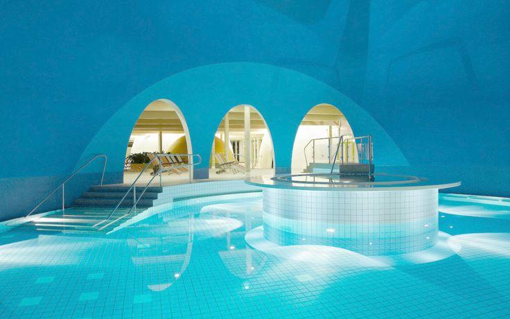 Wusstet ihr, dass das Heinrich-Fischer-Bad in Hanau Deutschlands - ehemaligen thermalbadern modernen jacuzzi
