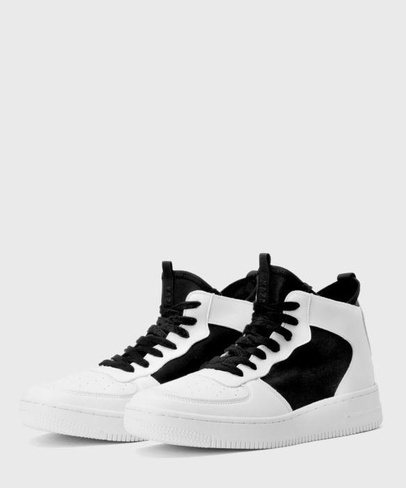 Sneakersy Meskie Biale Kazar Studio Ayakkabilar