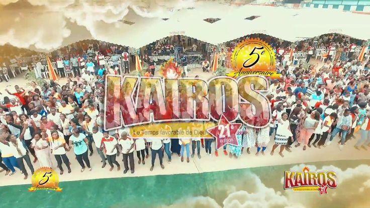 SACERDOCE ROYAL - CAMPAGNE KAIROS 21ème EDITION - 5ème ANNIVERSAIRE - SPOT