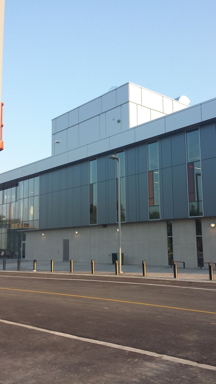 David Braley Athletic and Recreation Centre, Mohawk College (Mike Doyle)