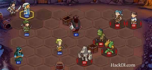 Braveland Heroes Hack 1 44 14 Mod Unlimited Money Apk Mod