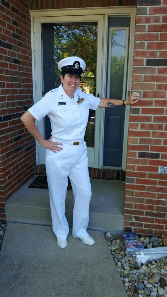 Mr. D Interview with Chief Sarah Patton United States Navy Recruiter - Ultimate Homeschool Radio Network